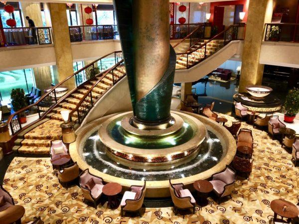 Shangri-la Hotel Kuala Lumpur, Malesia