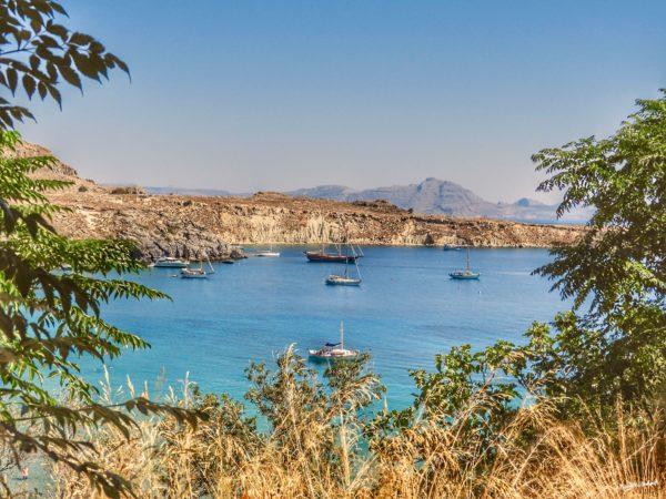 Visitare l'isola di Rodi: Cosa Fare e Vedere in una Settimana