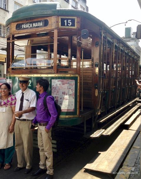 Vecchio tram N°32