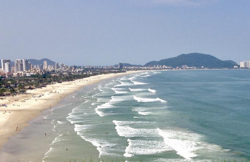 Spiaggia di Guaruja