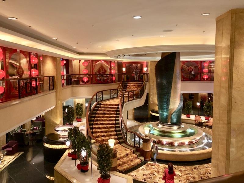 Lobby - Shangri-la Kuala Lumpur
