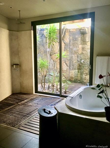 Master bathroom Trou Aux Biches