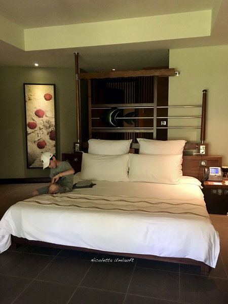 Master bedroom Trou Aux Biches