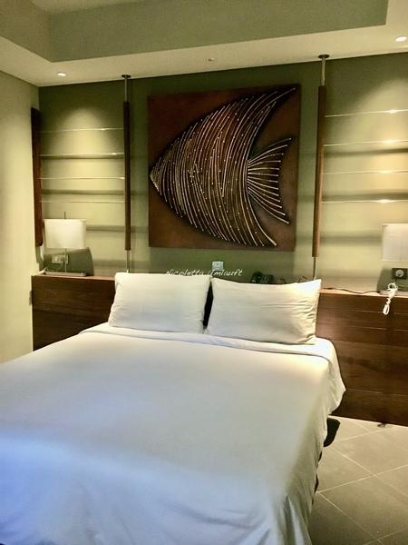 Second bedroom Trou Aux Biches