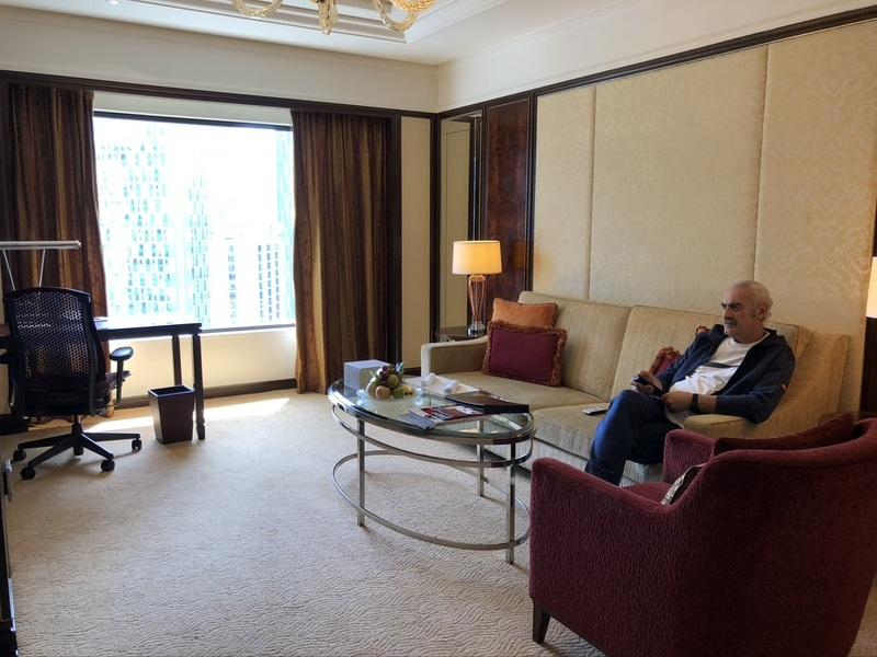 Premier Selection Suite Shangri-la Kuala Lumpur