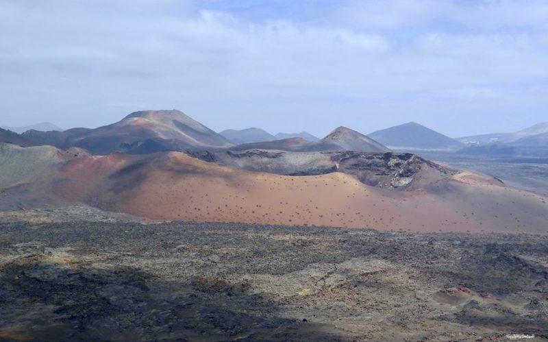 Volcano Timanfaya Park