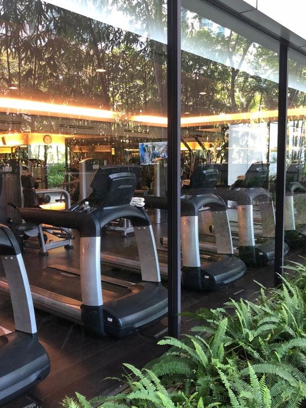 Gym - Shangri-La KL