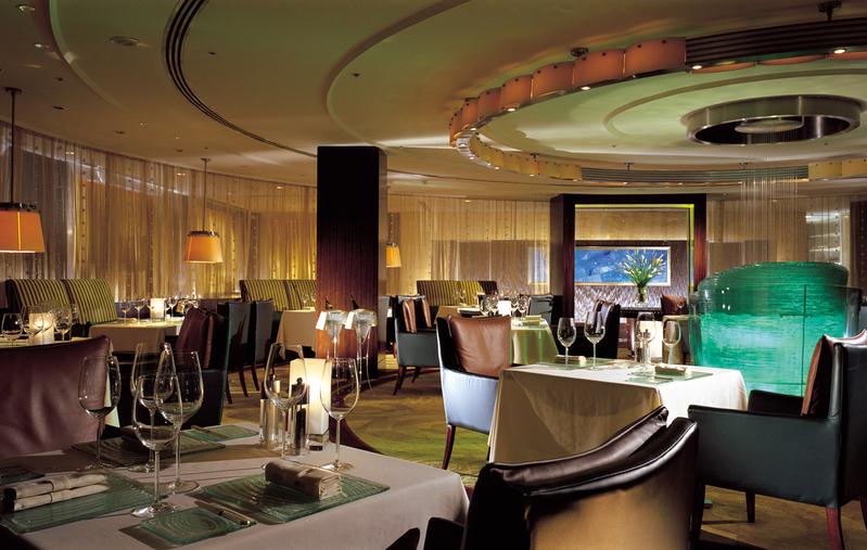 Lafite restaurant - Shangri-La KL