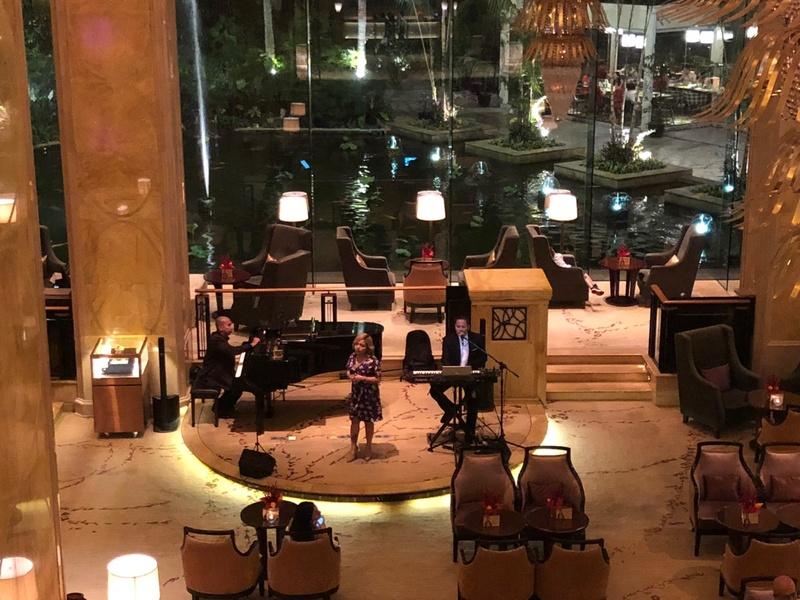 Lobby Lounge - Shangri-La KL