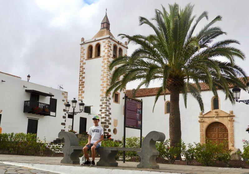 Santa Maria of Betancuria Church