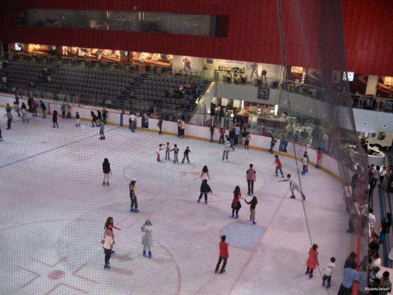 Dubai Skating Rink