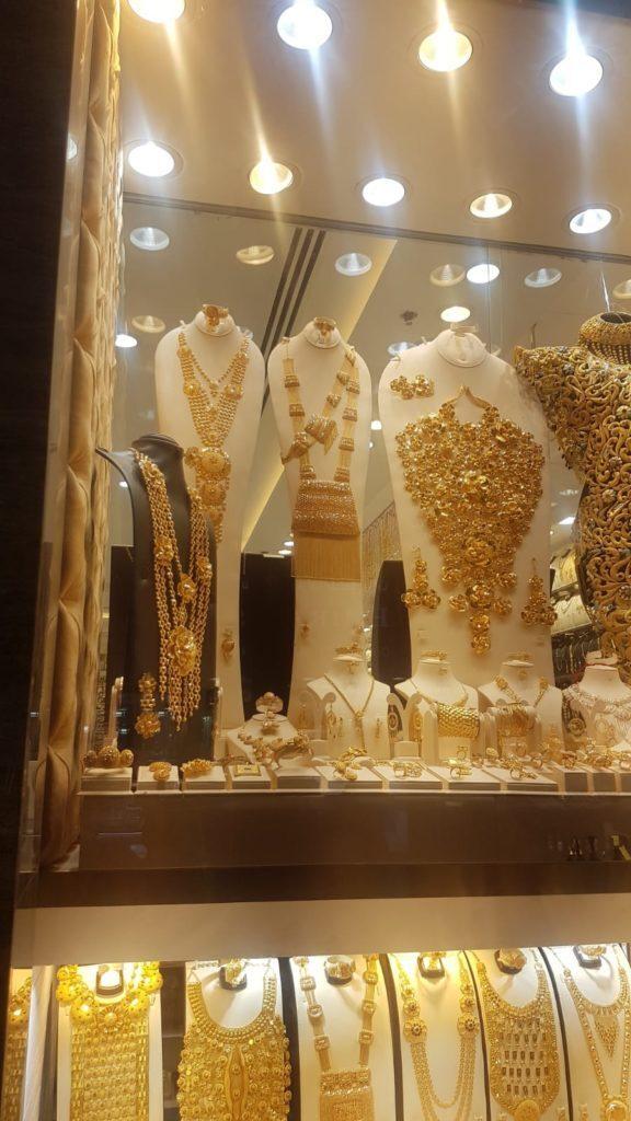 Gold Souk Dubai Mall